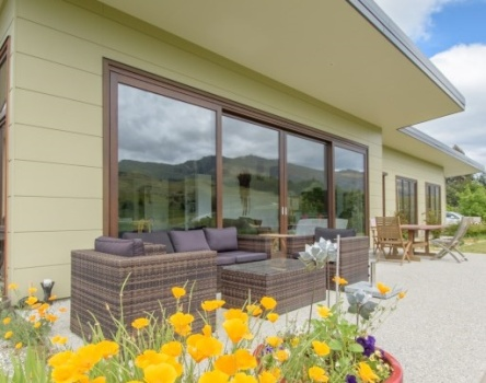First Homestar rated house in Central Otago